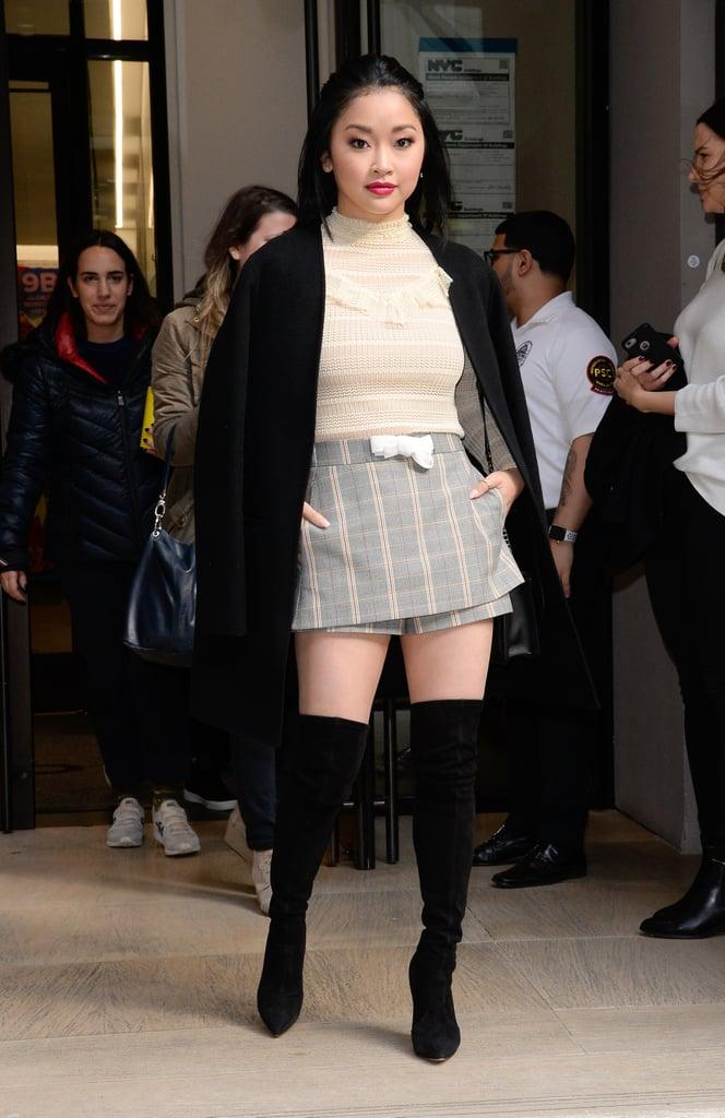Lana Condor Has So Many Amazing Style Moments, We're Already Head Over Heels in Love