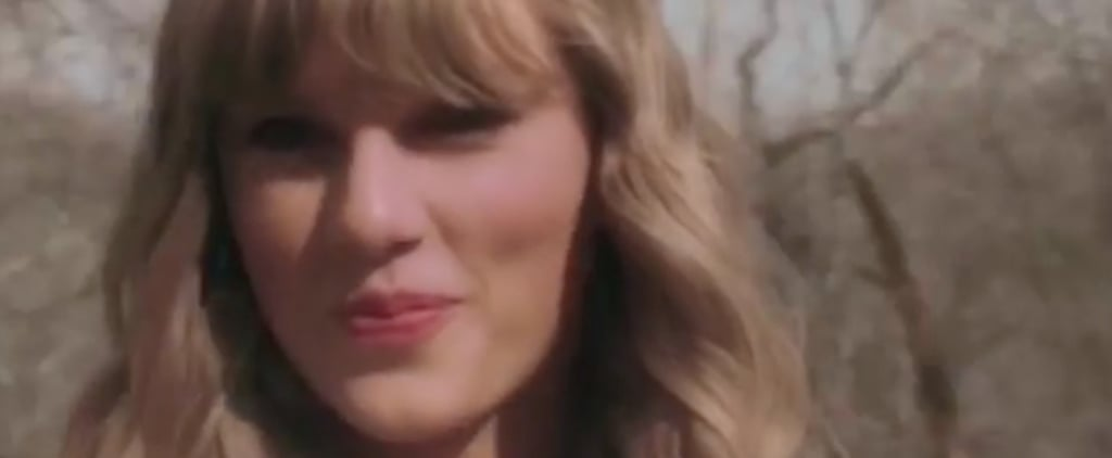 "Taylor Swift's Second ""Delicate"" Music Video"