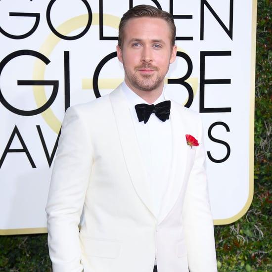 Ryan Gosling Talks About Eva Mendes at 2017 Golden Globes
