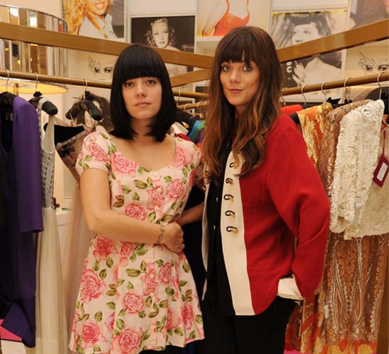 Lily Allen TV Show About Her Vintage Shop Lucy in Disguise