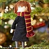 Pottery Barn Kids Hermione Granger Ornament