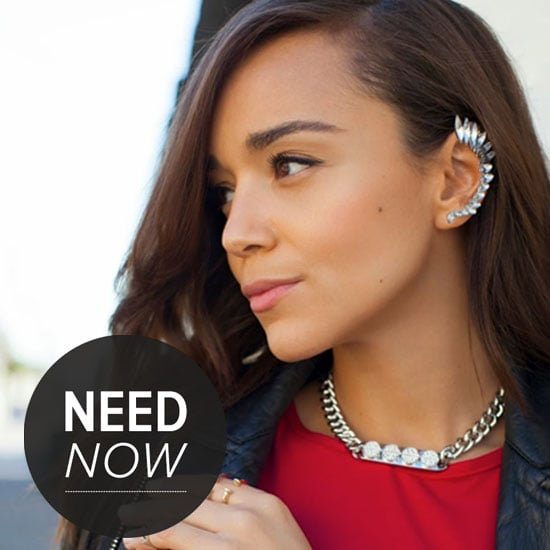 The Ear Cuff Is the New Statement Necklace