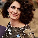 Just Wait Until You See the Pin Gaby Hoffmann Paired With Her SAG Awards Gown