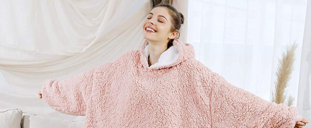 Popular Blanket Sweatshirt on Sale For Amazon Prime Day 2021