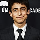 Aidan Gallagher as Number Five