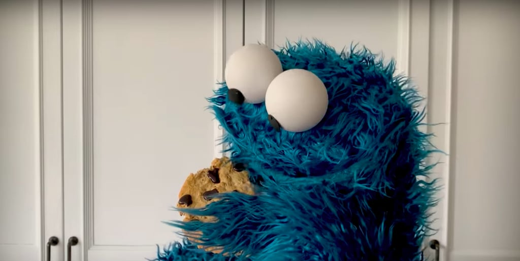 Sesame Street's Snack Chats With Cookie Monster Videos