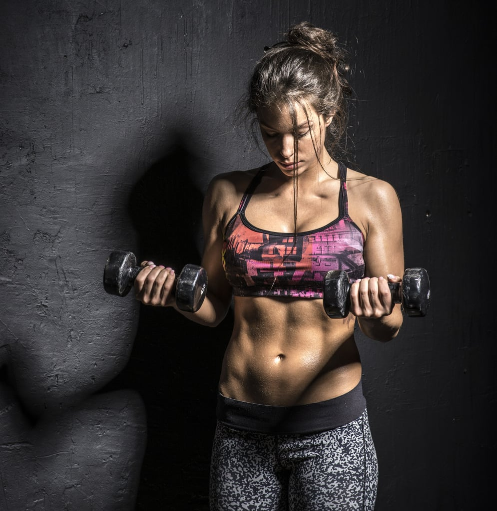 Grab a Pair of Dumbbells, and Get Ready to Burn Fat With This 40-Minute HIIT Workout