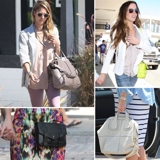12 Must-Have Celebrity Designer Bags to Carry This Fall!