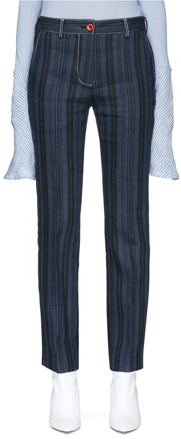 Acne Studios Teddy Rustic Pants