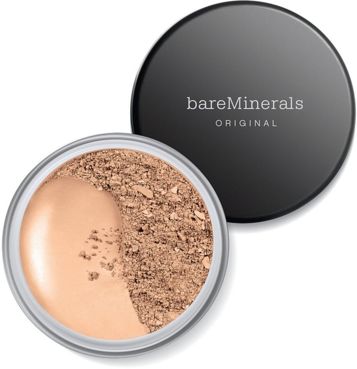 BareMinerals Foundation SPF 15 ($30) comes in 30 shades.