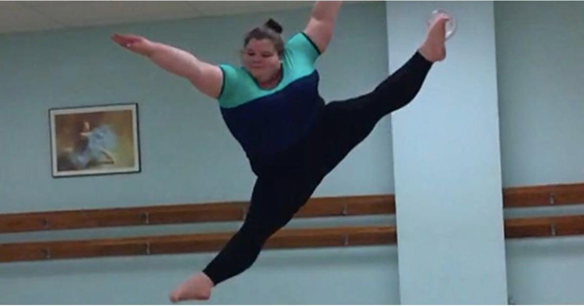 Lizzy Howell Dancer Interview 2018 | POPSUGAR Fitness