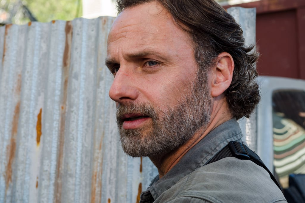 30 GIFs That Sum Up Watching The Walking Dead's Brutal and Bloody Season 8 Premiere