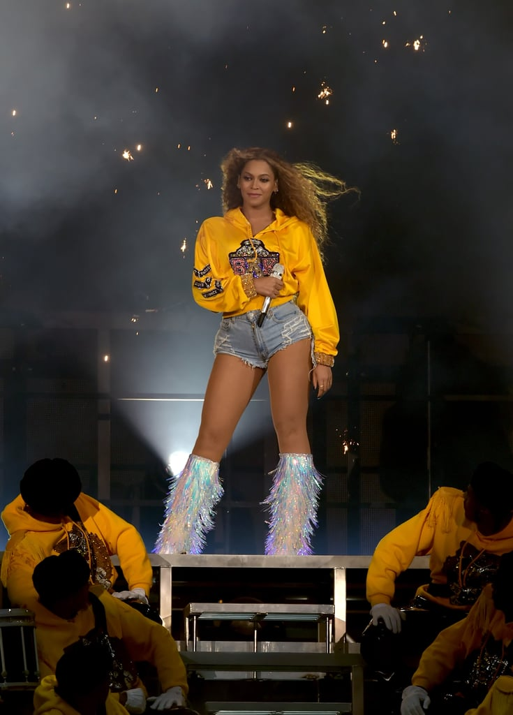 5c18288542c0 Beyonce Coachella Outfits 2018