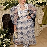Paloma Faith at the British Vogue and Tiffany & Co. Fashion and Film Party