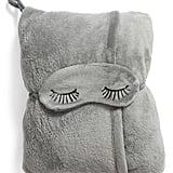 Nordstrom at Home Eye Mask & Travel Blanket