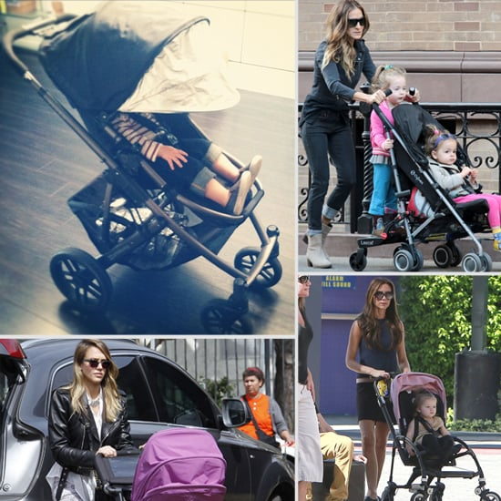 Celebrity Favorite Baby Strollers
