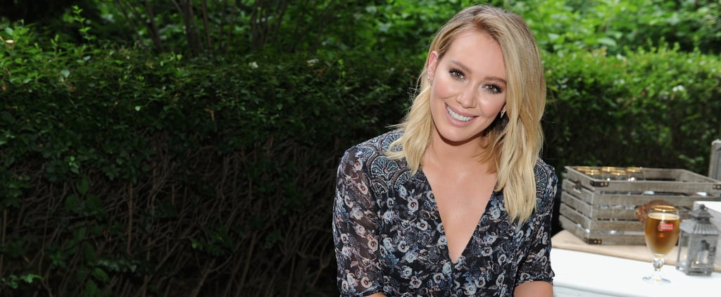 Fact: Hilary Duff's Latest Appearance Is What Dreams Are Made Of