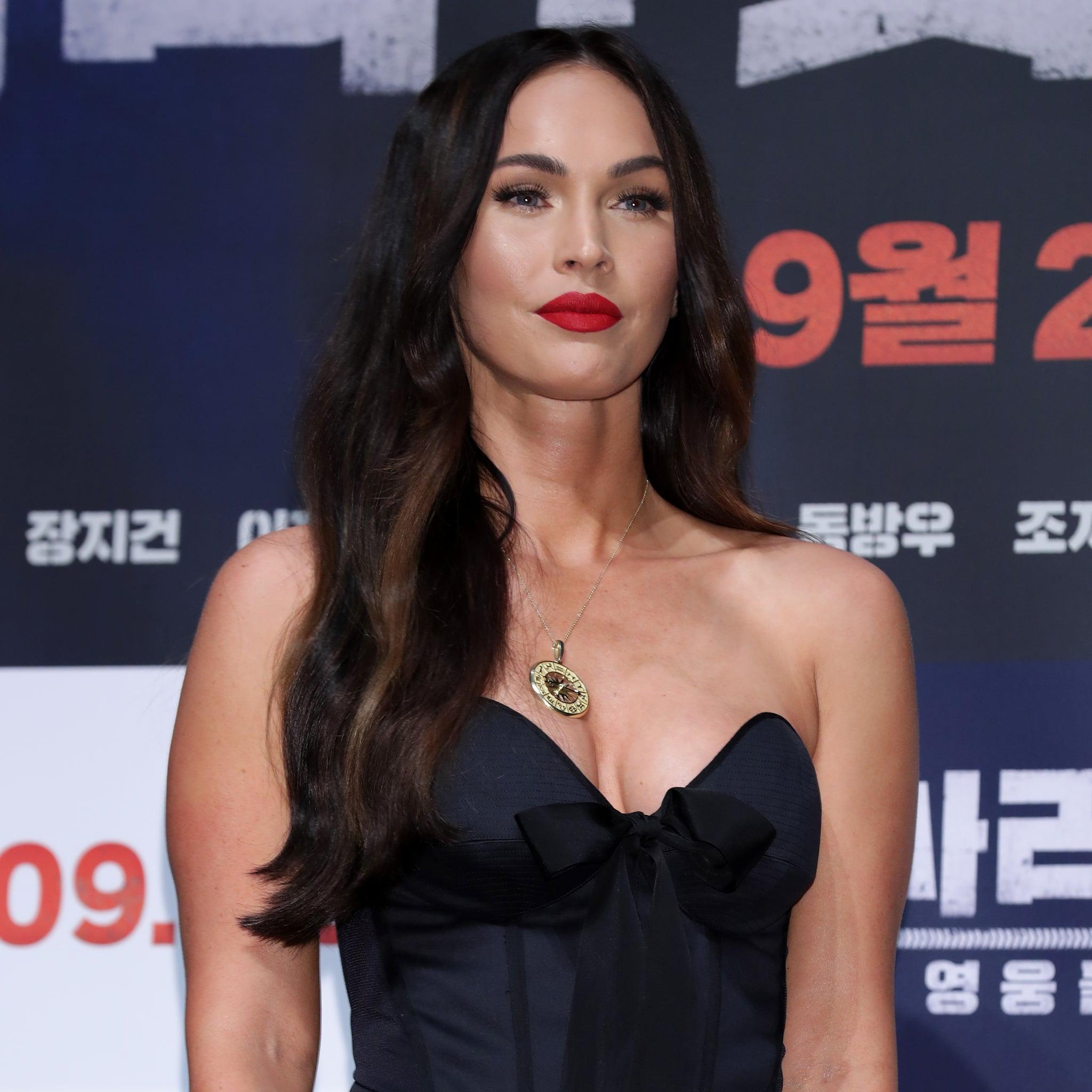 south movie 2019 n Megan Fox At Battle Of Jangsari Press Conference In Seoul