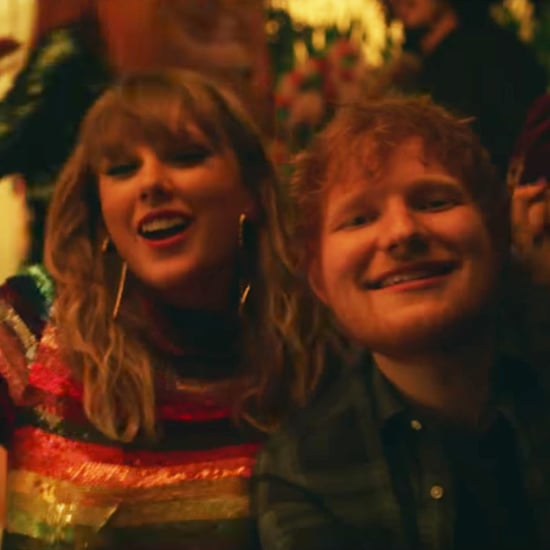 "Reactions to Taylor Swift and Ed Sheeran in ""End Game"" Video"