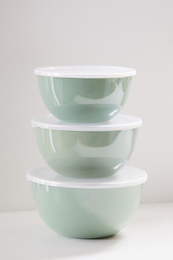 Café Mixing Bowl Set