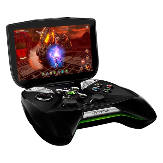 Nvidia Project Shield Pictures
