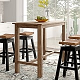 Allister Solid Wood Dining Table
