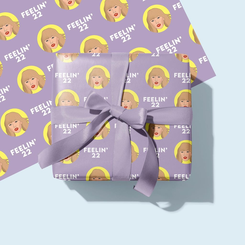 Taylor Swift Gift Wrap