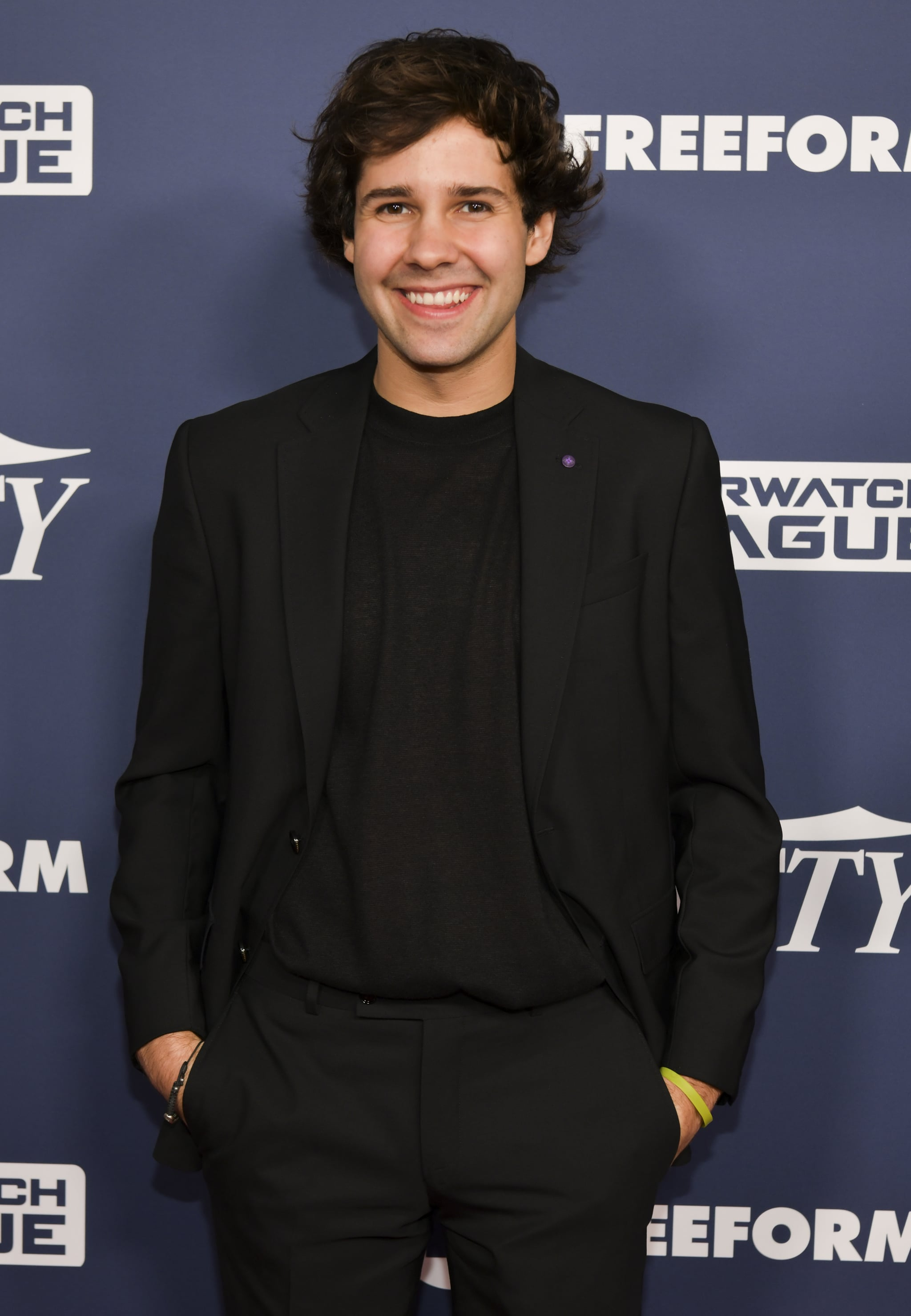 LOS ANGELES, CALIFORNIA - AUGUST 06: David Dobrik attends Variety's Power of Young Hollywood at The H Club Los Angeles on August 06, 2019 in Los Angeles, California. (Photo by Rodin Eckenroth/Getty Images)