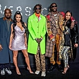 The Couple Was Joined by Young Thug, 2 Chainz, and Kesha Ward