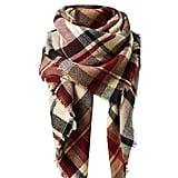 American Trends Fall Winter Scarf