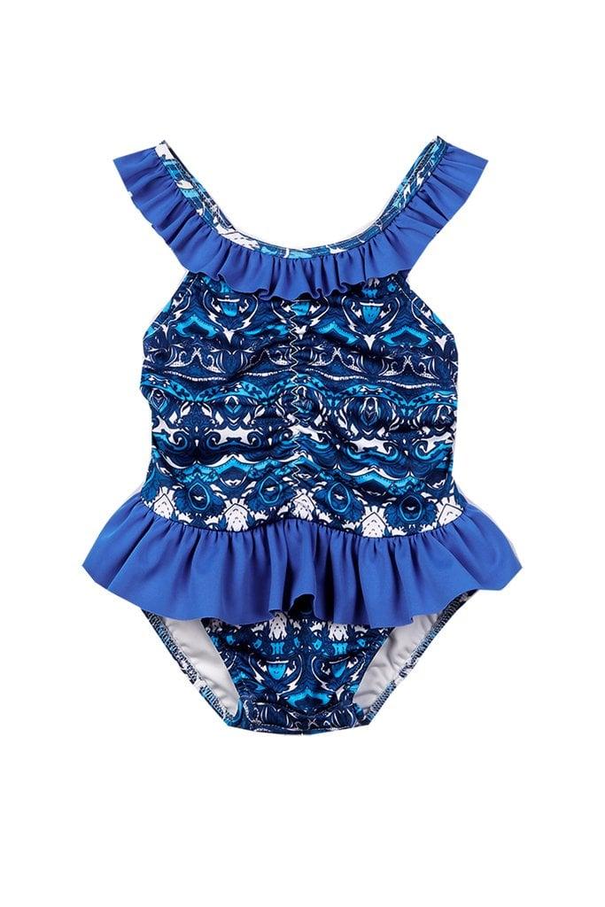 5595bffec8f11 Girls Layna One-Piece in Santorini   Best Baby Swimwear 2018 ...