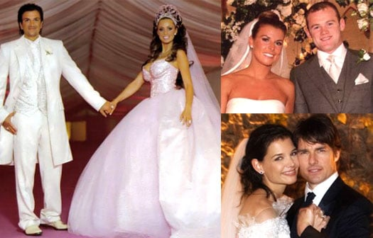 Celebrity Wedding Beauty