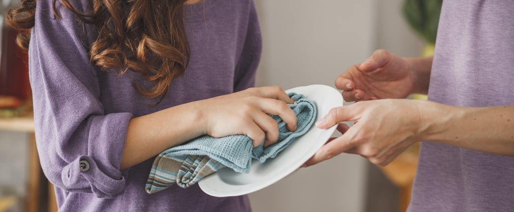 Can You Wash Kitchen Towels With Laundry?