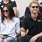 Meghan at the 2017 Invictus Games
