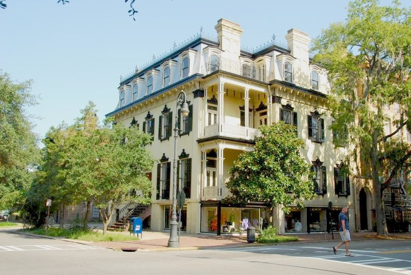 Georgia: Savannah