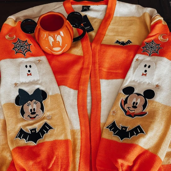 Hot Topic Has a New Disney Halloween Cardigan For 2021!