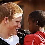 When He Made Fast Friends on His First Trip to Lesotho in 2004