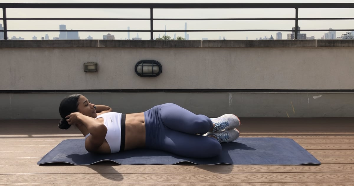 If You Want Stronger Obliques and 6-Pack Muscles, Try the Side-Lying Crunch