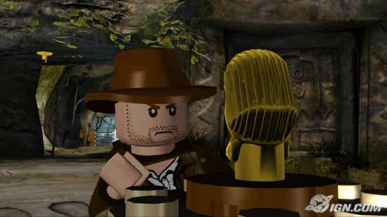 Lego Indiana Jones for the DS - Great Fun For Any Age