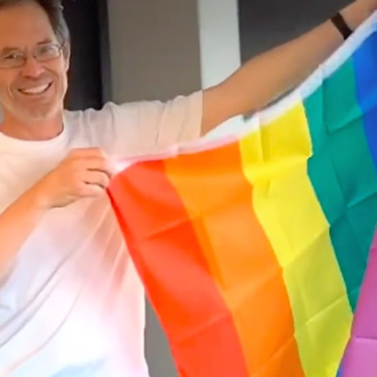 Dad From Pride Flag TikTok Went on The Kelly Clarkson Show