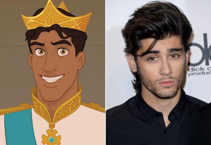 Prince Naveen — Zayn Malik