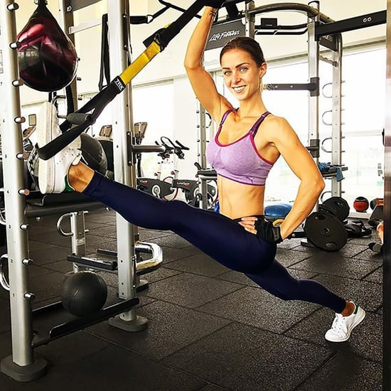 TRX Stretches