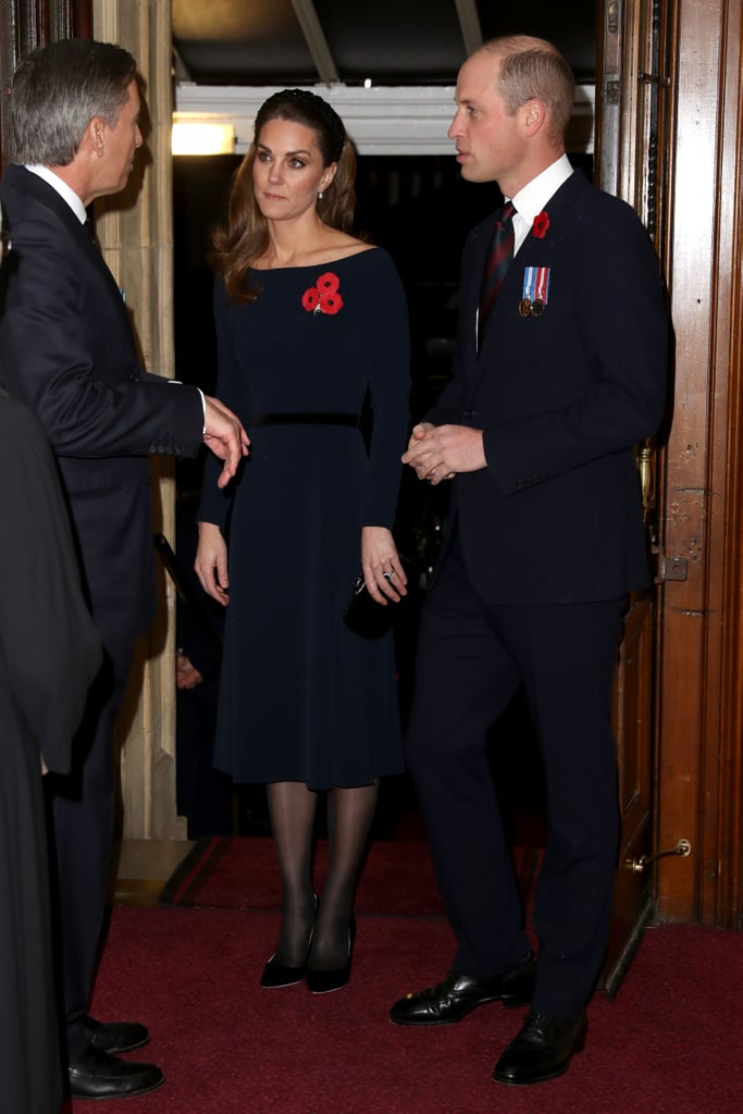 The Royal Family at the Festival of Remembrance 2019