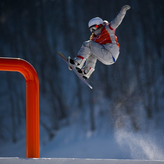 Jamie Anderson Wins Gold in Slopestyle Winter Olympics 2018