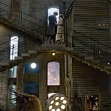 The Iconic Moving Staircases in Hogwarts