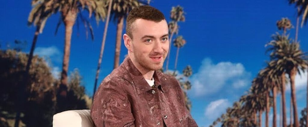 Sam Smith Confirms He's in a Relationship After Kissing 13 Reasons Why Star Brandon Flynn