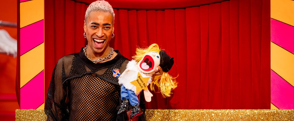 Tayce From RuPaul's Drag Race UK Makes Heinz Beans on Toast