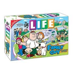 The Game of LIFE Family Guy Collector's Edition ($21)