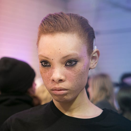 Alexander Wang Hair Makeup New York Fashion Week Fall 2017