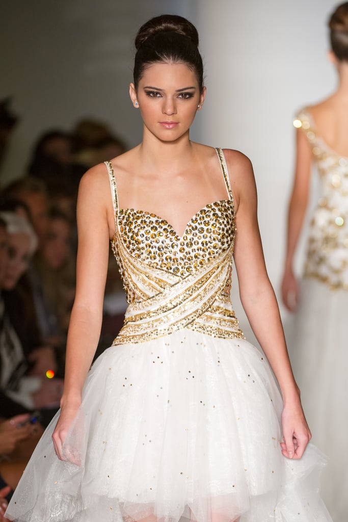 Sept. 7, 2012, Evening Sherri Hill Spring 2013 New York Fashion Week